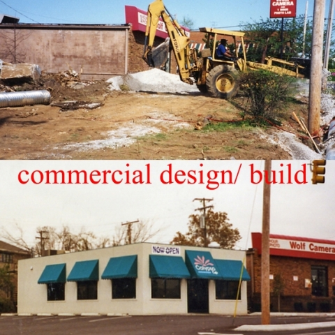 Design build Commercial