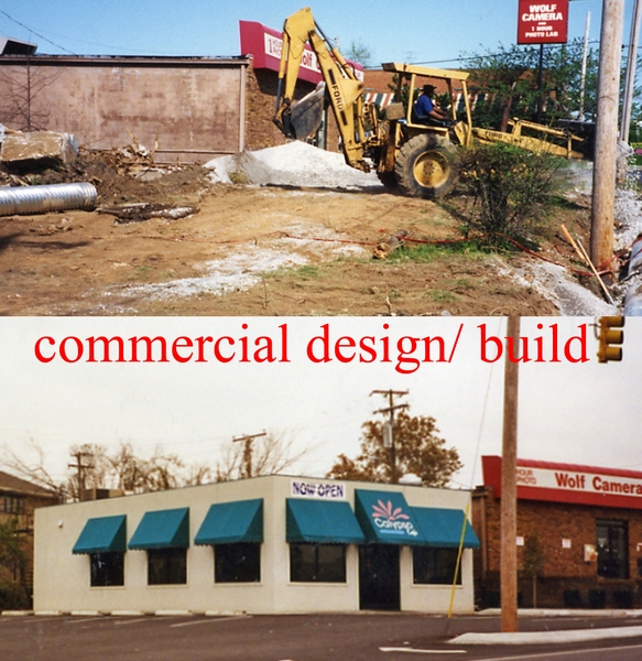 Design build Commercial