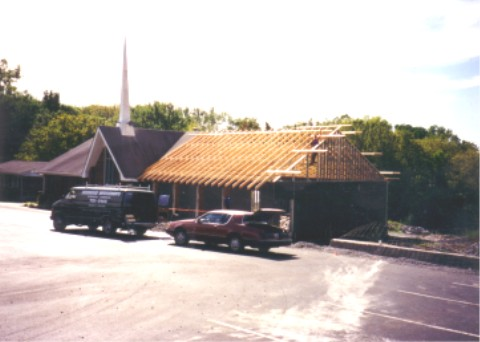 church addition
